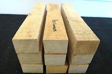 Nine turning lathe spindle blank duck game turkey trumphet box call, Kd