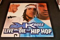 "KRIS KROSS Live And Die For Hip Hop 1996 Ruff House 12"" Vinyl New with Defects"