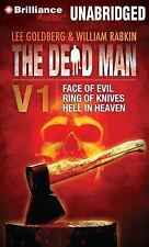 The Dead Man Vol 1: Face of Evil, Ring of Knives, Hell in Heaven (Dead Man Serie