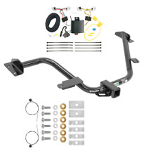 Trailer Tow Hitch For 15-18 Chevy City Express 13-19 Nissan NV200 w/ Wiring Kit
