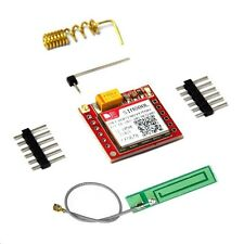 1PCS Smallest SIM800L GPRS GSM Module Card Board Quad-band Onboard +Antenna NEW