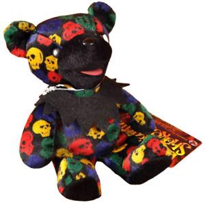 LIQUID BLUE Grateful Dead Bean Bear Grateful Dead Bean Bear Dead Bear