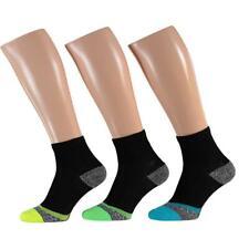 3 Paar Sport Sneaker Running Socken Reflektierend Kompression Schnelltrocknend
