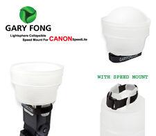 Gary Fong lightsphere LSC-SM-C Speed Mount For CANON 540EZ,420,550EX,430EX,580EX