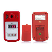 Combustible Gas Leak Tester with Sound and Light Alarm Gas Density Detector