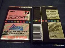1990-91 7th Inning Sketch QMJHL Sealed Pack (possible Martin Brodeur RC)