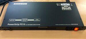 Samson Powerstrip PS10 Rackmount Power Conditioner