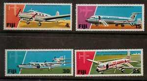 FIJI SG532/5 1976 AIR SERVICE  MNH