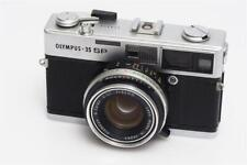 Olympus 35 SP Chrome w.  Zuiko 1.7/42mm