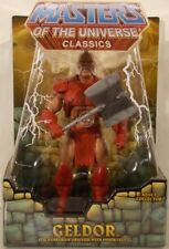 Masters Of The Universe Classics Geldor Evil Barbarian With Axe & Mailer (MISP)