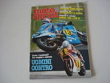 MOTOSPRINT 23/1982 APRILIA FILO G1 A G1A/SUZUKI GSX 1100 R