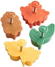 Martha Stewart Collection Pie Crust Cutters, Set of 4