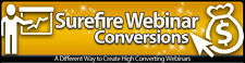 How to Build High Converting Sales Webinars- Video Course on 1 CD