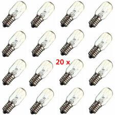 20x Warm E14 15W Salt Lamp Globe Light Refrigerator Bulb Replace AC220-240V Sale
