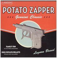 Lagoon Potato Zapper Spud Classic Best Shoot Gun Kids Children Toy Brand New