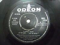 YAADON KI BAARAT R D BURMAN BOE 2928  1973 RARE BOLLYWOOD OST EP RECORD VG+