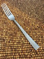 "Cambridge Stainless Curved Up Tip ARDEN SATIN Dinner Fork  8"""