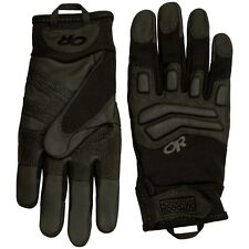 Outdoor Research Firemark Goat Leather Tactical Gloves Black Size Large L