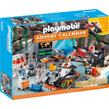 Playmobil Top Agents Advent Calendar 2018 with LED Super Weapon - 9263 - NEW