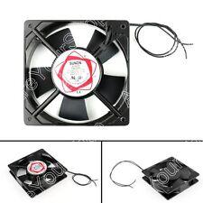 1x AC 220V~240V Metal Ventilador de Refrigeración 12025S 120x120x25mm 50/60Hz