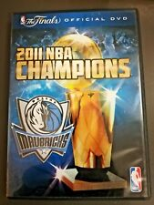 Dallas Mavericks 2011 NBA Champions Official DVD Finals Recap Bonus Features