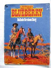 Comic LEUTNANT BLUEBERRY 1. Auflage 1996 Ballade für einen Sarg Band 15