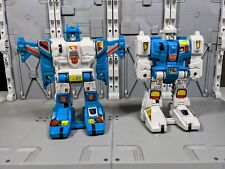G1 TOPSPIN AND TWIN TWIST LOT TRANSFORMERS