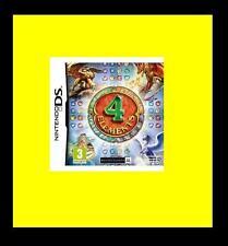 4 Elements (Nintendo DS) Nintendo NDS DS Lite DSi XL Brand New