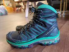 Salomon Mens 4d gore-tex Hiking Boots Lightweight  size 7