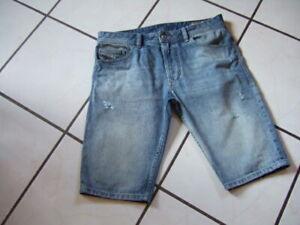 Bermuda Jeans Shorts v. Diesel W31 Topzustand