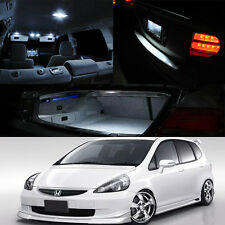 07-08 Honda Fit Jazz Sport Xenon LED Bulb Full Package QTY=4 (Trunk Dome Plate)