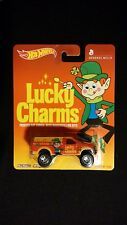 2013 HOT WHEELS Lucky Charms Ford F-150 St Pattys POP CULTURE / BREAKFAST CEREAL