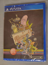 Runner2 Future Legend of Rhythm Alien Sony PS Vita New Limited Run LR-V20 Sealed