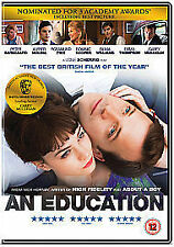 AN EDUCATION - DVD **NEW SEALED** FREE POST**