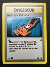 Carte Pokemon NOUVEAU POKEDEX 95/111 Néo Génésis Wizard Français NEUF EDITION 1