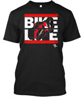 Bikelife Red - Bike Life Hanes Tagless Tee T-Shirt