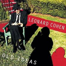 Leonard Cohen - Old Ideas (NEW CD)
