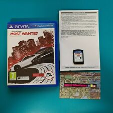 PS VITA : Need for Speed Most Wanted