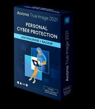 Acronis True Image 2021 ✅ Latest Version ✅ Bootable (ISO) Image + Fast Delivery