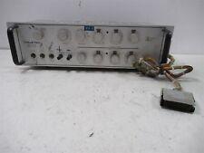 Wavetek Model 150-S-167 Remote Tester Frequency Hz & Amplitude Volts PP
