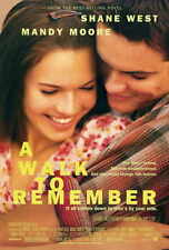 A WALK TO REMEMBER Movie POSTER PRINT 27x40 Mandy Moore Shane West Peter Coyote