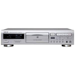 TEAC CD recorder Silver CD-RW890MK2-S  NEW