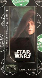Star Wars Order of the Jedi Luke Skywalker 12'' Figure Sideshow Collectabls