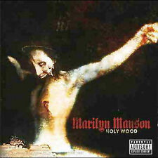 Holy Wood (In the Shadow of the Valley of Death) by Marilyn Manson - CD IN EXCEL