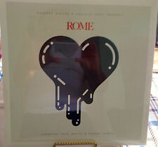 ROME, DANGER MOUSE & DANIELE LUPPI, NORAH JONES & JACK WHITE WHITE STRIPES, LP