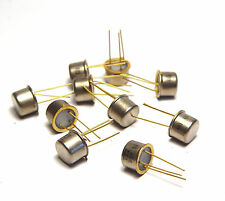 10x Transistor BSY53 / BSY 53, MIL Universal-Transistor, NOS