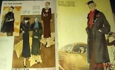 """CATALOGUE """"AUX TROIS QUARTIERS"""" OCT 1935"""