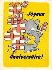 BR57591 mouse souris elephant elefants animals 2
