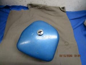 Triumph Tiger Cub Battery Case / Toolbox # 82-4515 T20SH T20 Good Shape    C497
