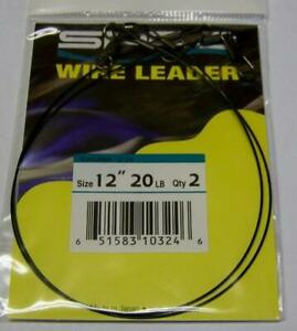 SPRO Wire Leader With Ball Bearing Swivel